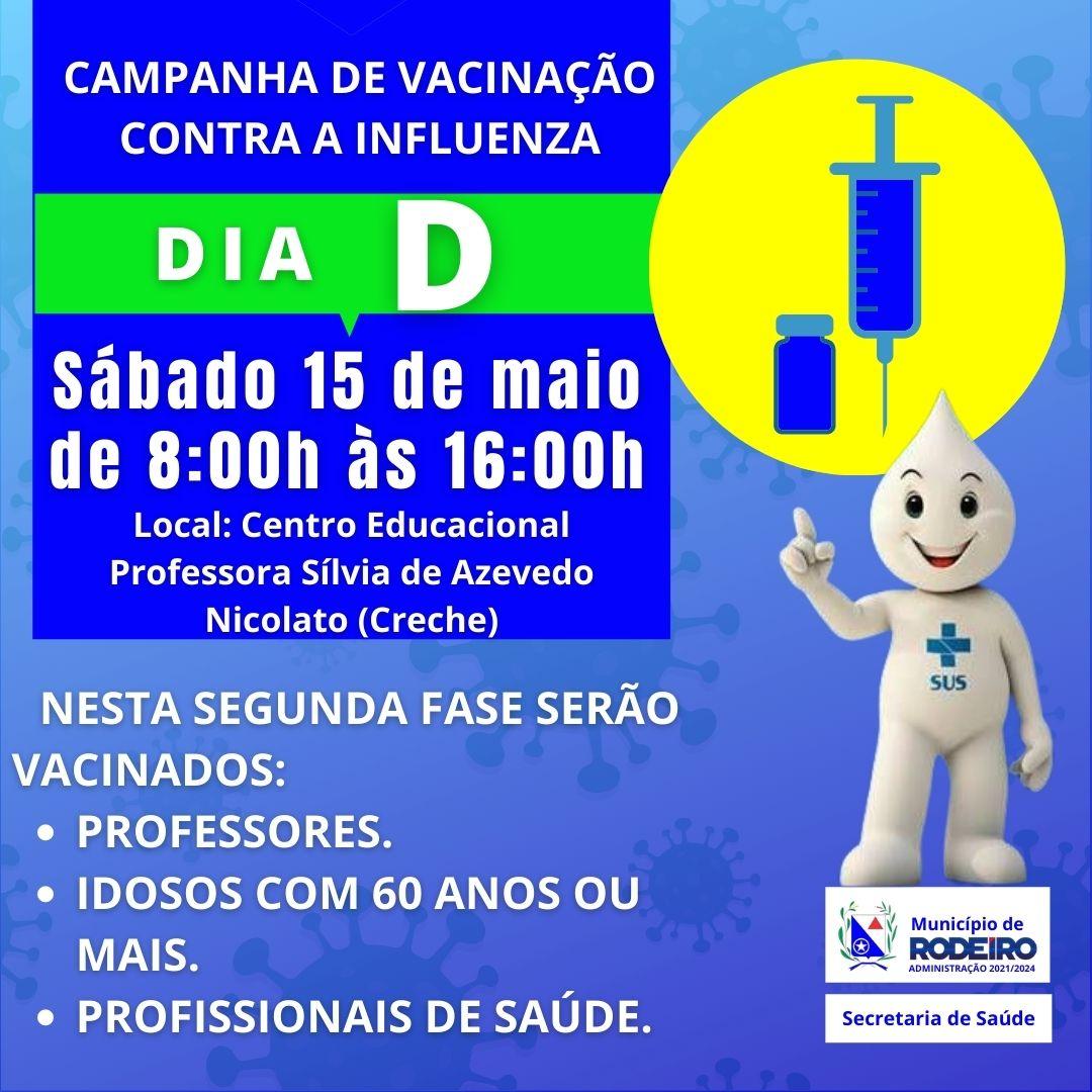 Vacinação contra a Influenza (Gripe)