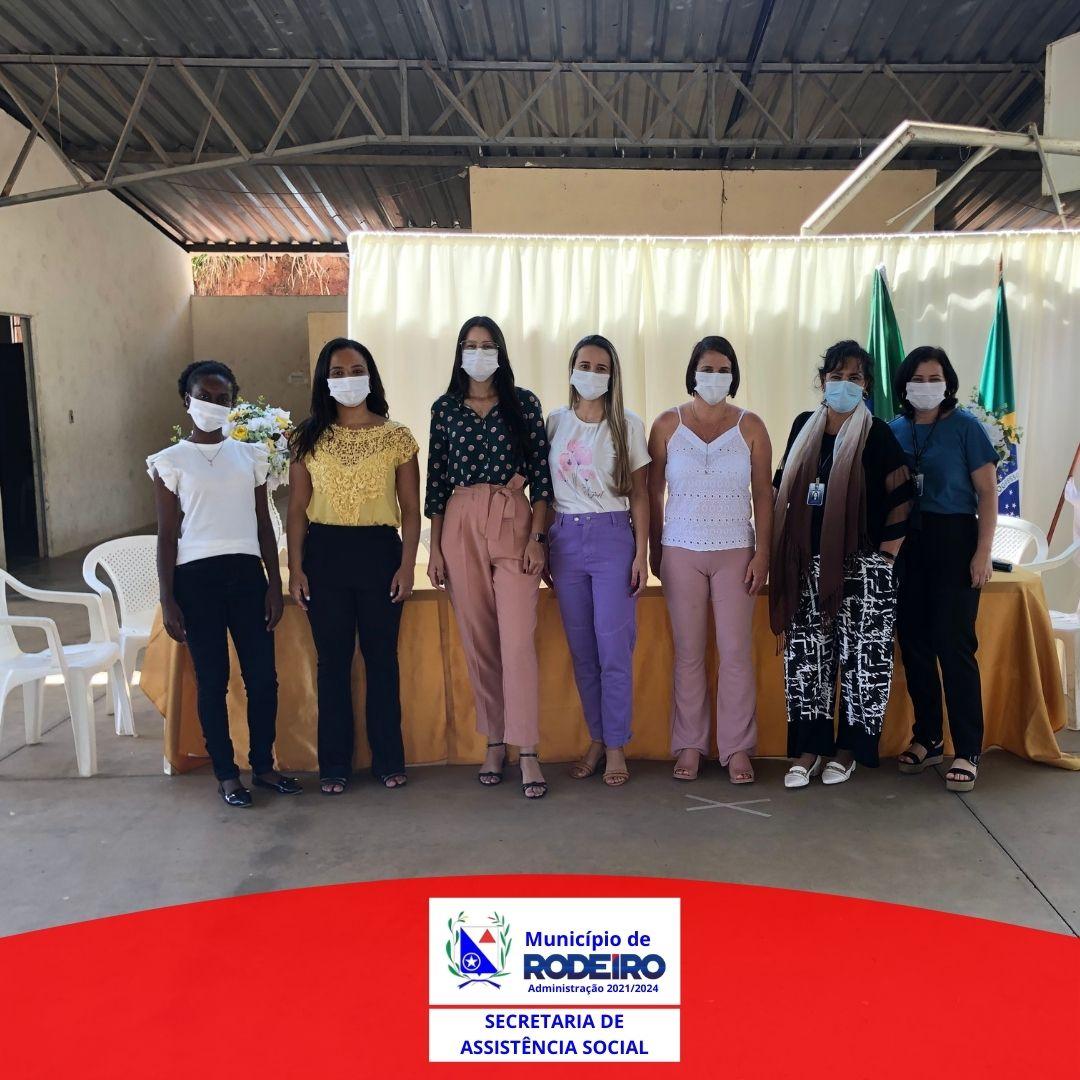 9ª CONFERÊNCIA MUNICIPAL DE ASSISTÊNCIA SOCIAL DE RODEIRO