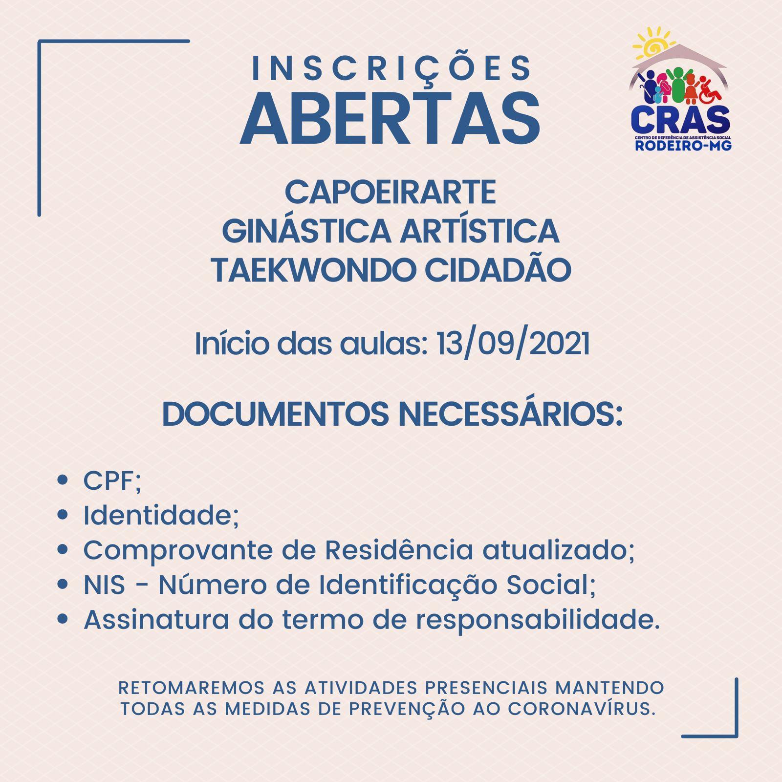 Informativo CRAS