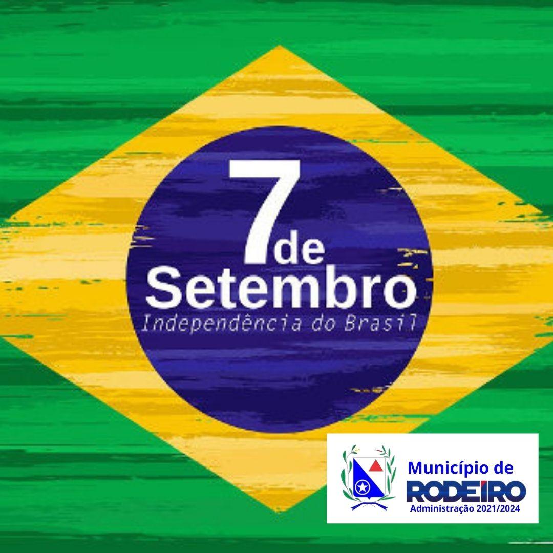 07 DE SETEMBRO