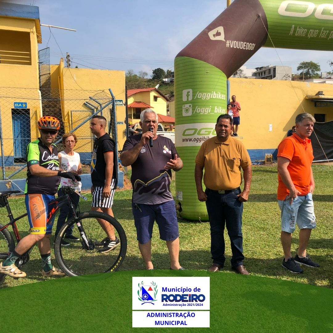 1º Rodeiro Sparta Bike